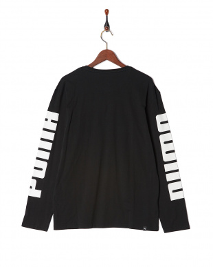 PUMA BLACK REBEL LS Tシャツ見る