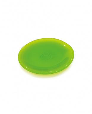 アスター ガラスプレート S グリーン 6枚セットを見る
