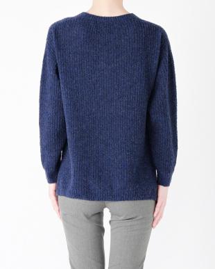 チャコールグレー セーター見る