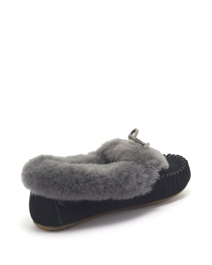 Black Amity Cuff Fur見る
