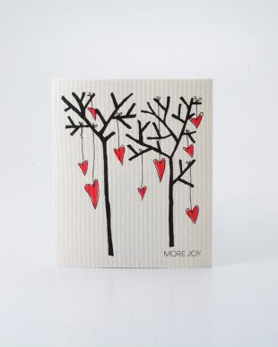 Tree MORE JOY フィンランド製スポンジワイプ 4枚セット見る