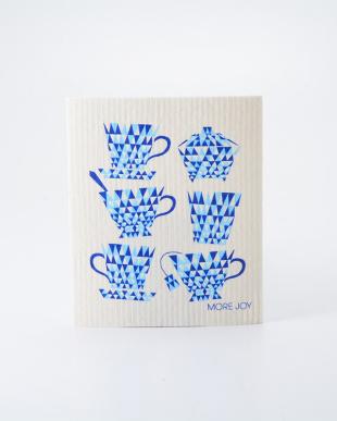 tea cups Cold MORE JOY フィンランド製スポンジワイプ 4枚セット見る