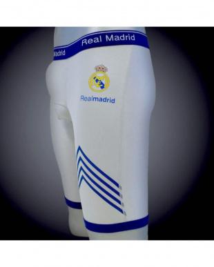 Real Madrid Collection / Forward Grey  ロングタイプボクサーパンツ見る