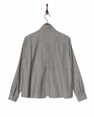 15 Rachelグレンウールシャツを見る