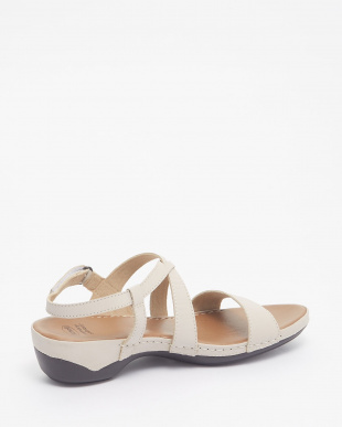 Beige  Scholl Comfort Crossed Belt Sandals見る