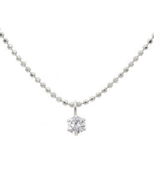 天然ダイヤモンド 豪華2点福袋 ネックレス&ピアス [2点合計0.2ct]見る