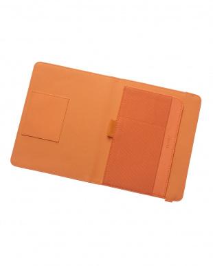 オレンジ スモール メトロポール エラスティックTC タブレットケースを見る