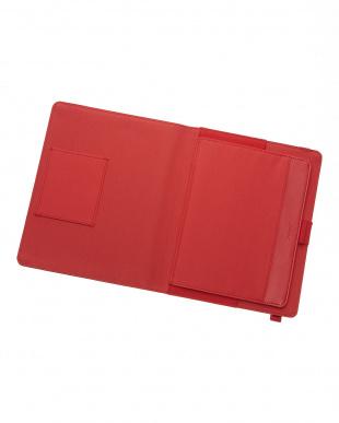 レッド ラージ メトロポール エラスティックTC タブレットケースを見る