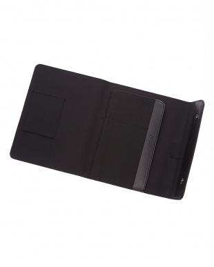 ブラック サフィアーノラップ タブレットケース スモールサイズを見る
