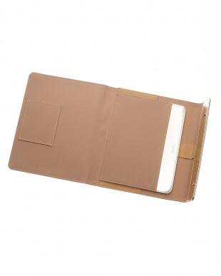 ゴールド ラージ サフィアーノ ラップTC タブレットケースを見る
