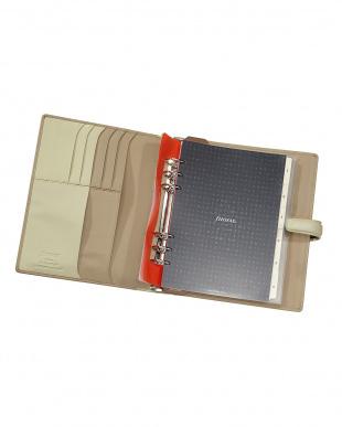バニラ ナッパ システム手帳 A5サイズを見る