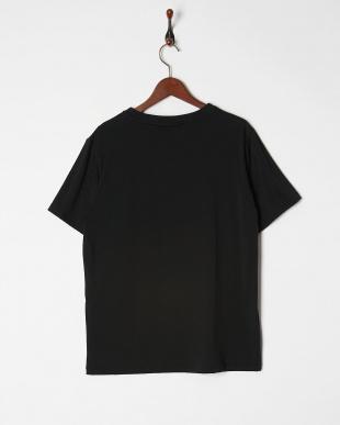 ブラック×ブラック パウダーサテン Tシャツ見る