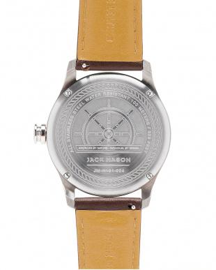 ホワイト 腕時計を見る