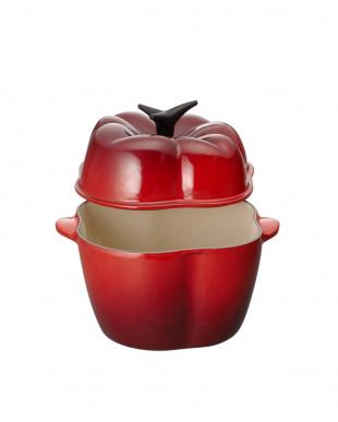 Cherry Red チェリーレッド ココット・ピーマン見る
