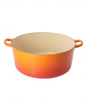 Orange  ココット・ロンド 30cm オレンジ見る