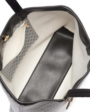 ブラック Monogram Tote Bagを見る