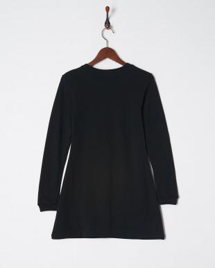 ブラック 極厚 裏起毛 吸湿発熱 10分袖ロングシャツを見る