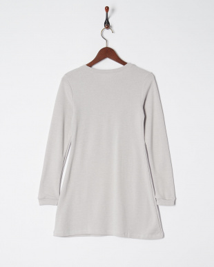 シルバーグレー 極厚 裏起毛 吸湿発熱 10分袖ロングシャツを見る