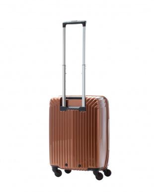 オレンジ インライト 34L スーツケース見る