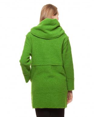 グリーン コート見る