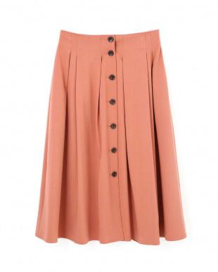 BLUSH [WEB限定商品]レナフロントボタンスカート ジルスチュアートライセンス見る