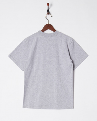 グレ- GOOD WEAR クラシックネックポケットTシャツを見る