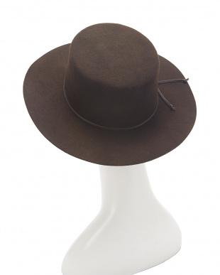チャイロ FANTASIE TERRENE Felt hatを見る