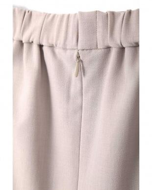 ピンク ◆大きいサイズ◆モックツイストスカート 22 OCTOBRE L見る