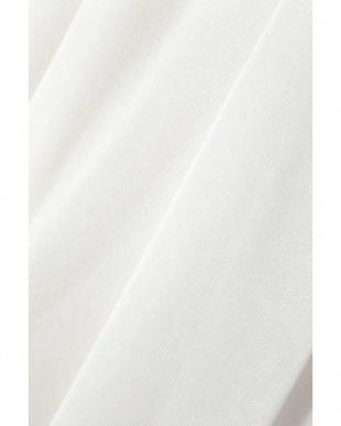 ホワイト ◆大きいサイズ・洗える◆ガーゼ羽織 22 OCTOBRE L見る
