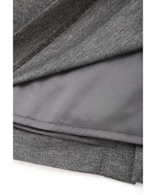 ブラック ◆大きいサイズ◆[SETUP]ジャージースカート 22 OCTOBRE L見る
