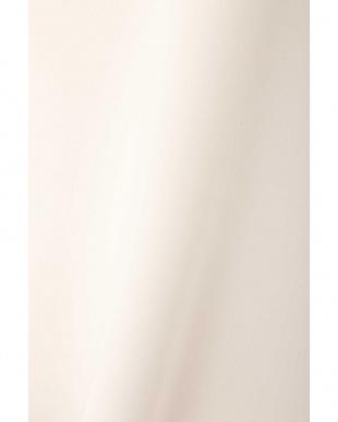 オフホワイト5 ◆大きいサイズ・洗える◆フレアスリーブブラウス 22 OCTOBRE L見る