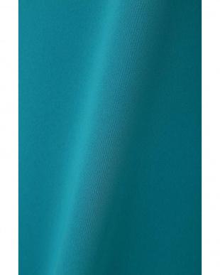 グリーン ◆大きいサイズ・洗える◆フレアスリーブブラウス 22 OCTOBRE L見る