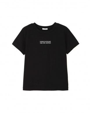 ブラック ◆フィットネス◆[洗える]アウトラストTシャツ TOKYO STYLIST THE ONE EDITION見る
