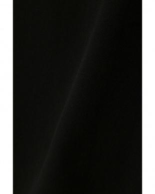 ブラック サイドリボン配色ニット TOKYO STYLIST THE ONE EDITION見る