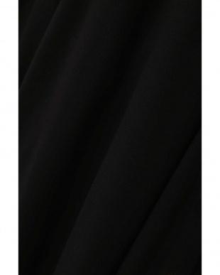 ブラック ワークオーバーシャツ TOKYOSTYLIST THEONE EDITIONorg見る