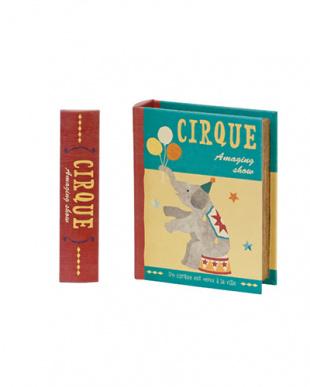 CIRQUE ブックボックス 2個セット見る