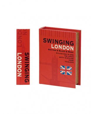 LONDON ブックボックス 2個セット見る