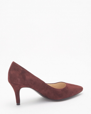 JULIANA PUMP 75:CORDOVAN SUEDE見る
