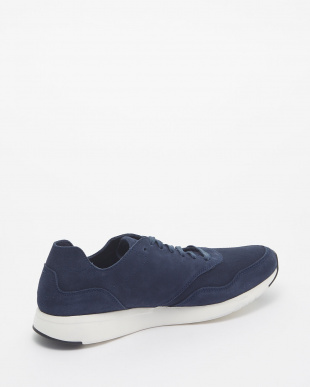 GRANDPRO DECONSTRUCTED RUNNER :NAVY SUEDE見る