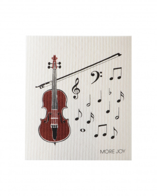Violin MORE JOY フィンランド製スポンジワイプ 4枚セット見る