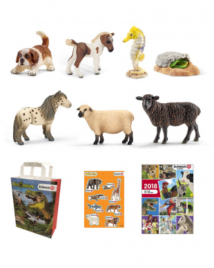 Schleich HAPPY BAG-2見る