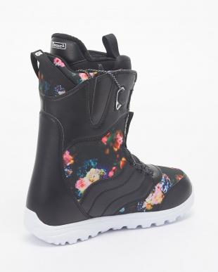 Black / Multi Boots見る