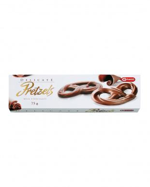 プレッツェル ミルクチョコ5個セットを見る