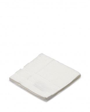 タオル シェーンロングパイル34×35 ゲストホワイト 2枚セット見る