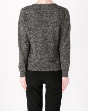 グリーン カシミヤセーターを見る
