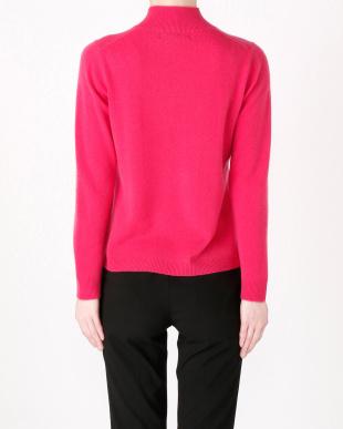 ローズ カシミヤセーターを見る
