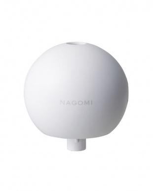 ホワイト  パーソナル加湿器「NAGOMI」を見る