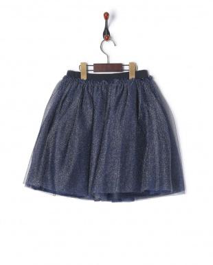 ネイビー スカートを見る