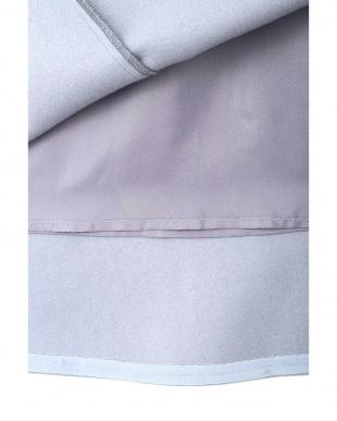 SAX BLUE ◆ブランカアシンメトリースカート ジルスチュアートライセンス見る