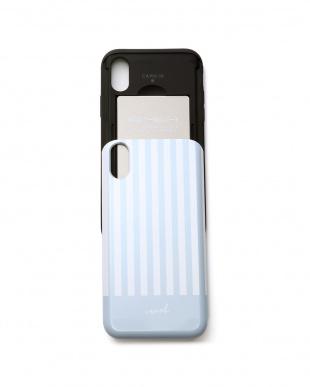 アイスグレー カードケース&ミラー付きiPhoneケースを見る